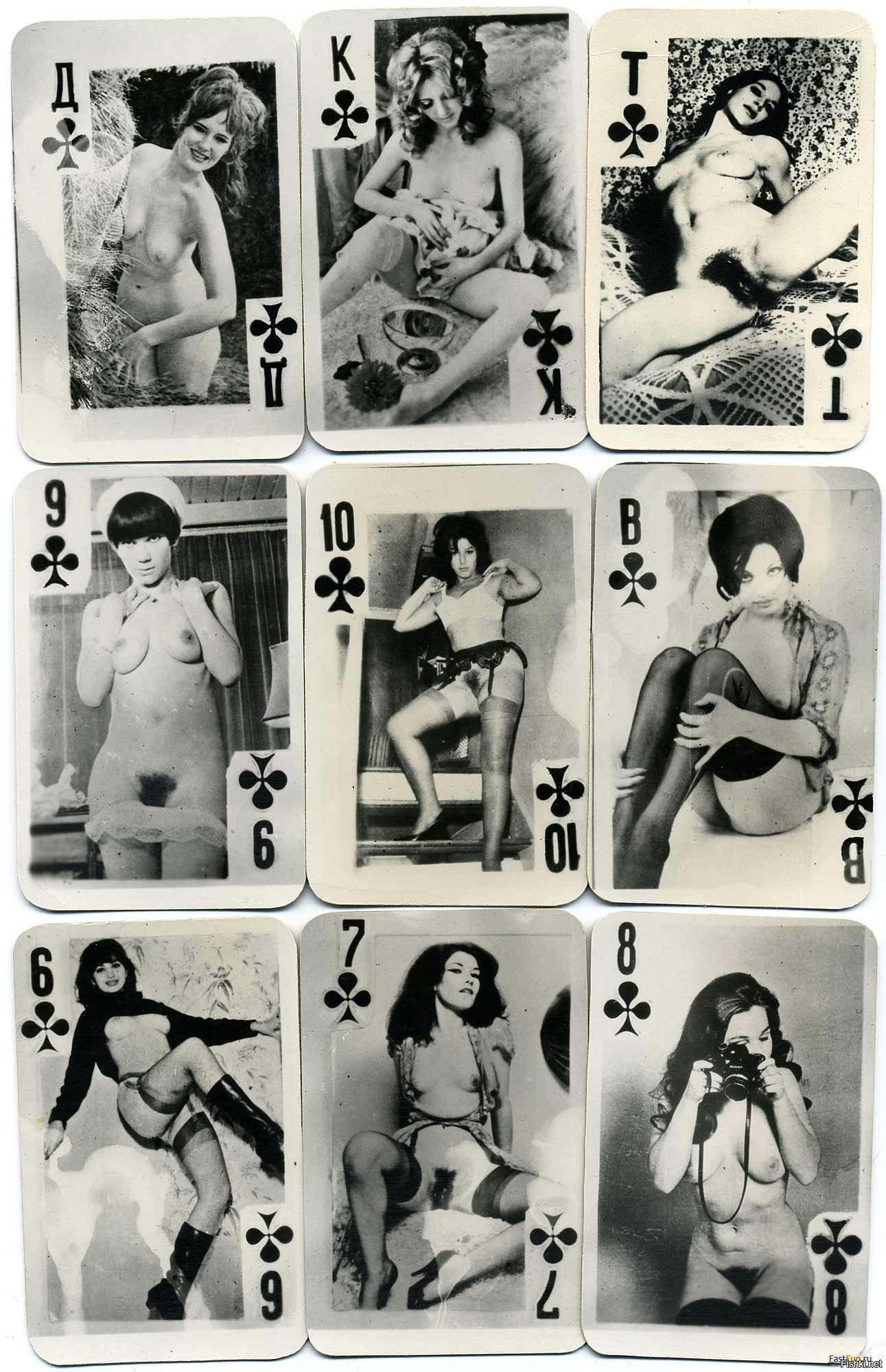 остаться карты с голыми женщинами забавляет смотреть порно