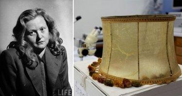 Как-как жили бы... Эльза Кох была бы рада нескольким кускам мыла и новому абажуру, изготовленным из этого вот Сергея!