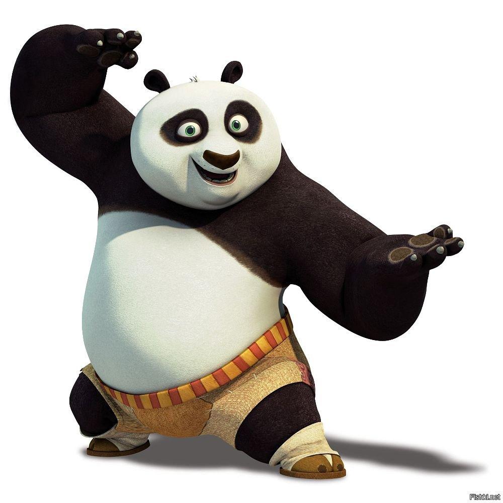 Картинки мульт панда