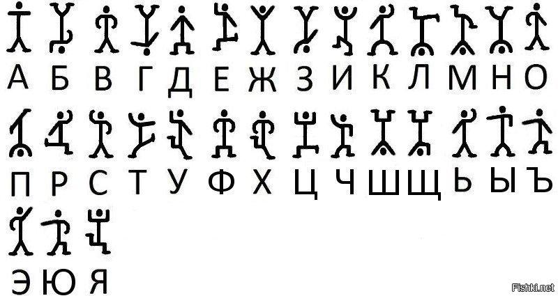 Картинка тайный шифр