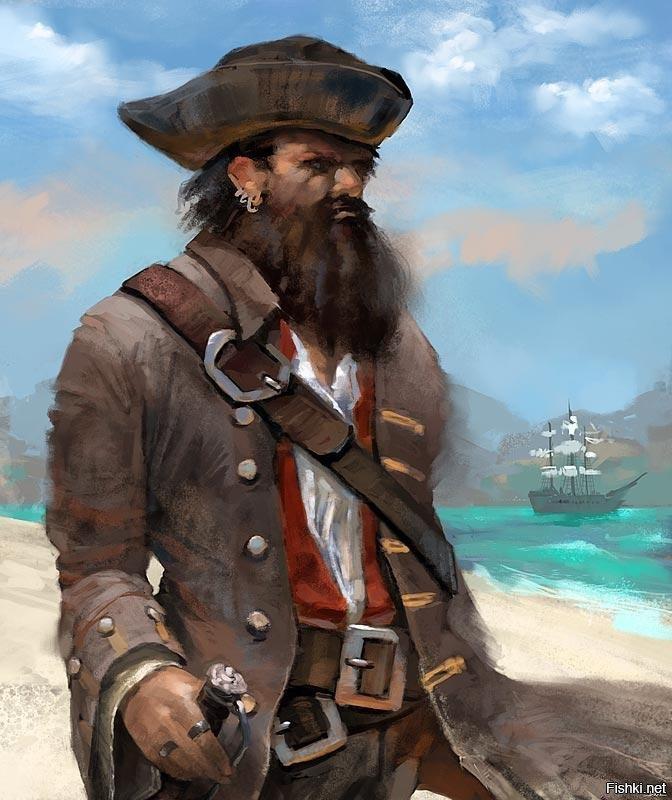 пираты капитан картинки угрозу здоровью будущей
