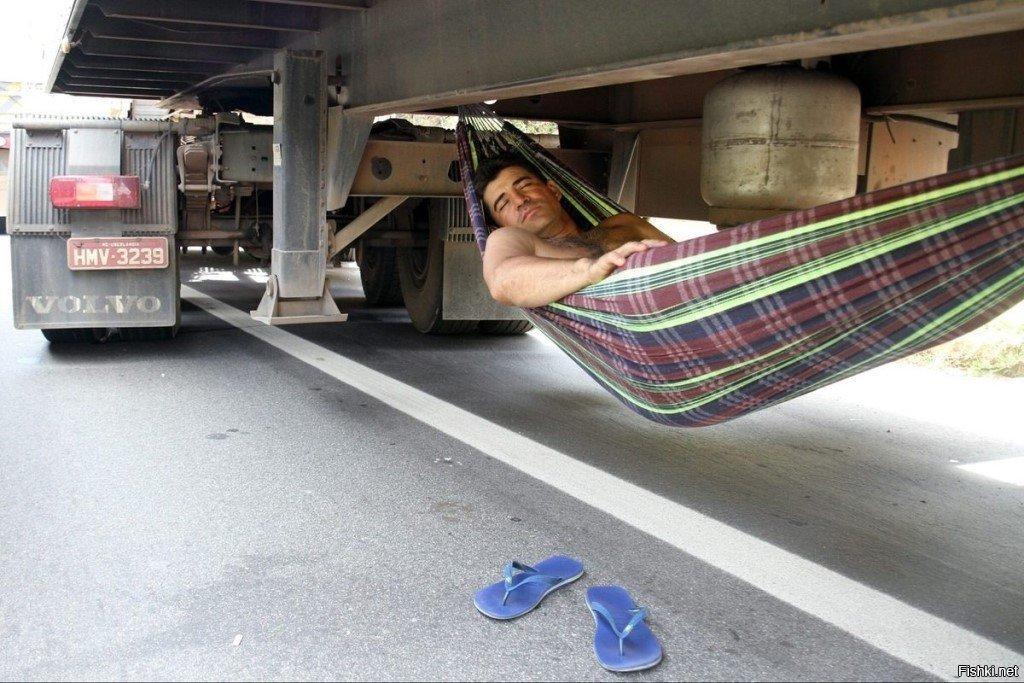Смешные картинки дальнобойщиков