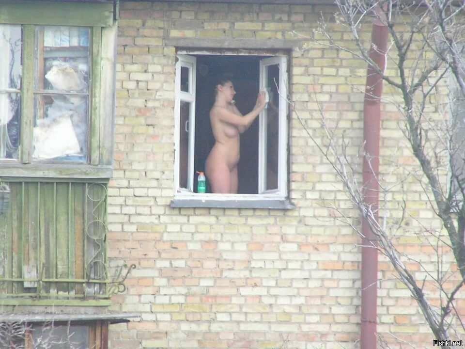 понравились антисанитарные подглядывания за голой тещей через окно латинские женщины