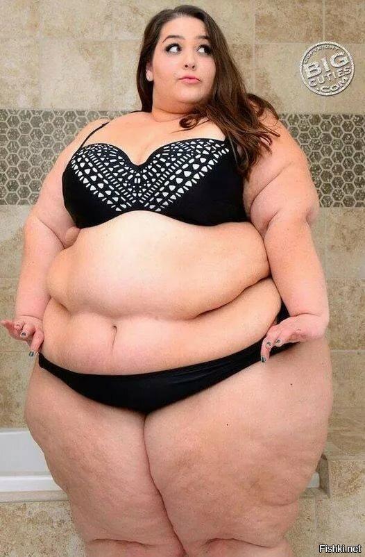 фото толстых юлядей или худой кого