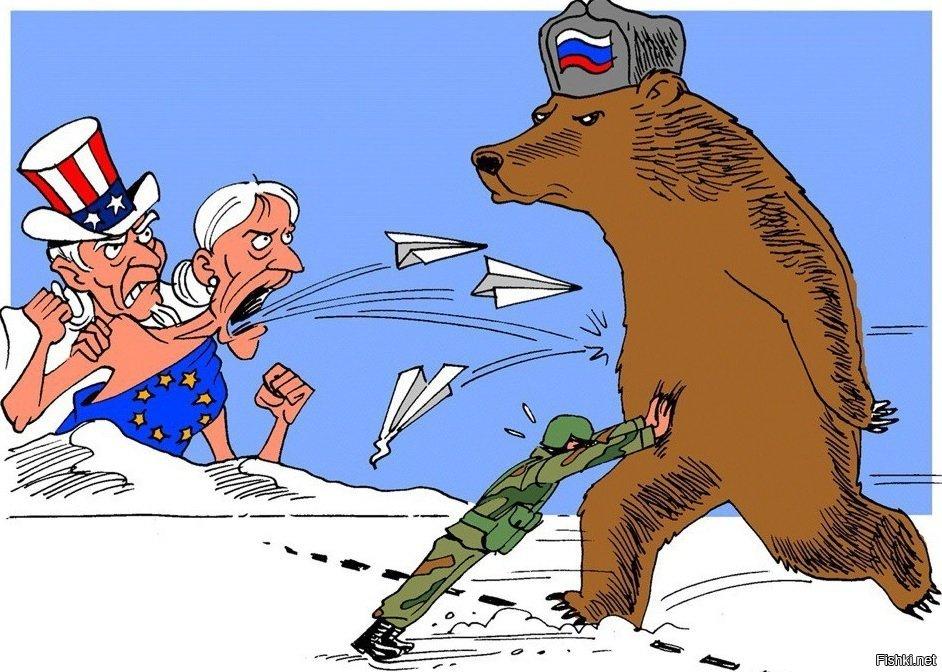 картинки санкции медведь можно