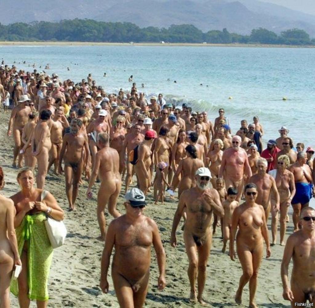 Cap d'agde nudist coronavirus outbreak