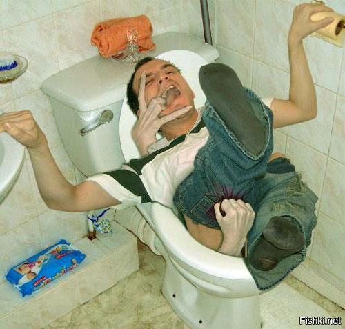 ходить в общественный туалет сон вылечит саму болезнь