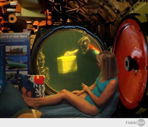 куда я денусь с подводной лодки что это