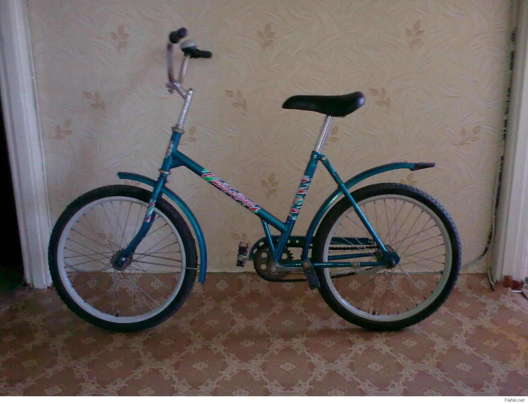 Картинка велосипед школьник