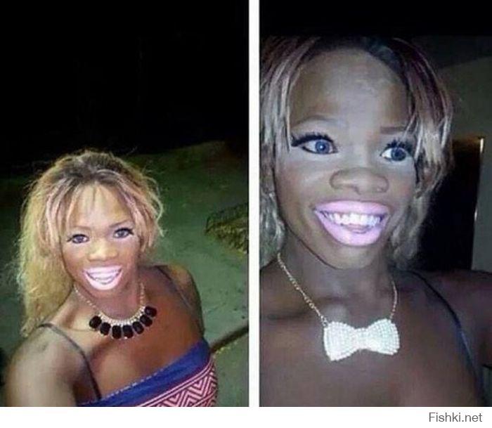 extreme makeup fails - 700×579