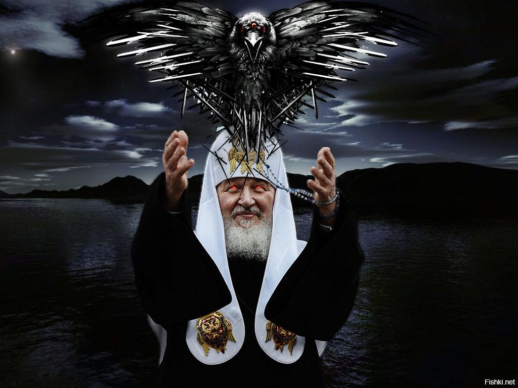 Священник дьявола картинки